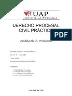 DERECHO PROCESAL CIVIL PRÁCTICA 223