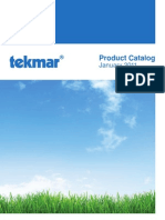 Tekmar Controls Brochure
