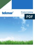 Tekmar Controls Brochure