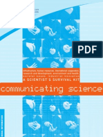 Communicating Science En