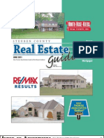 Steuben County Real Estate Guide - May 2011