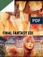 Final Fantasy XIII Postmortem