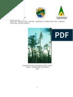 Plan Protección Parque Nacional Alerce Andino