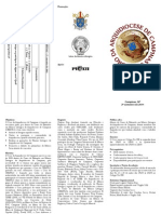 Folder - Coro Da Arquidiocese de Campinas