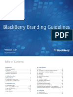 Blackberry Branding Guidelines