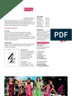 Channel 4 Mini Style Guide