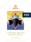 Cunard Brand Guidelines