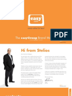 The easyGroup Brand Manual