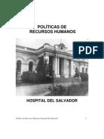 Politica Rr.hhel Salvador
