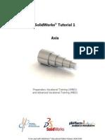 Solid Works Training PDF