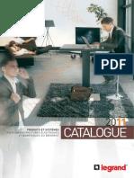 Catalogue Legrand 2011