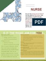 Nursing Poster