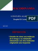 farmacodinamia lucho