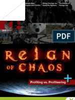 Arbitrage Magazine - Reign of Chaos - April 2011