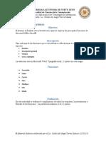 ATI E 4 Funciones