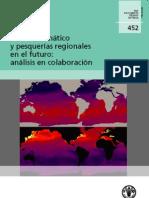 Cambio Climático y la pesca