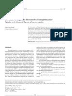 Dificuldades no diagnóstico laboratorial das hemoglobinopatias