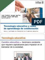 Tecnología educativa y redes de aprendizaje de colaboración