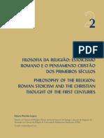 Estoicismo romano e o pensamento cristão dos primeiros séculos