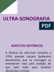 Ultra Sonografia Slides