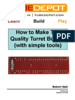 How to create turret boards