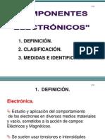 Componentes Electronicos Presentacion ( Para El Curso )