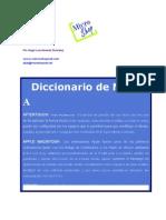 Curso Diccionario Midi