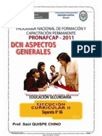 Modulo 6 - Ejecucion Curricular II