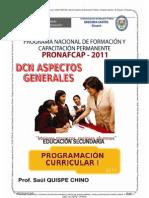modulo3 - PROGRAMACIÓN CURRICULAR I
