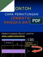 Perhitungan Jembatan Rangka