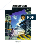 Shadow Punk 00 Front Cover