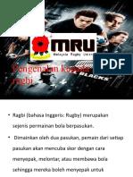 Sejarah Raqbi Malaysia