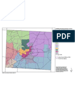 2001 Guilford County Redistricting Maps