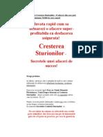 sturioni