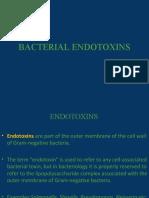 Bacterial En Do Toxins