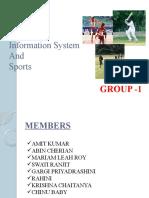 Information System insports