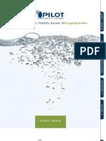 Pilot Catalog 2008a
