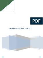 Derecho Penal Fiscal