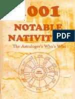 1001 Notble Nativities