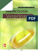 Farmacología Veterinaria Tercera Edición Sumano Ocampo