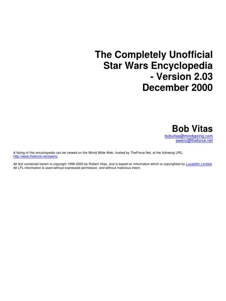 004ce840b7 (eBook) - Science Fiction - Star Wars - Encyclopedia