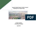 University Report - The Football Quarter