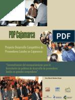 Sistematización del acompañamiento para la formulación de políticas de desarrollo de proveedores locales en grandes compradores