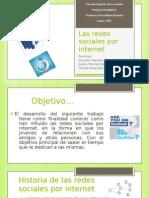 Las Redes Sociales Por Internet