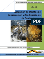 Revista AMPs-Nº 3 Zonificación Isla Santa 19 mayo 2011