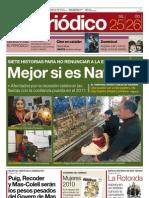 EL PERIÓDICO 2010-12-25 y 26