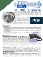 ANATEL - Fundação PROCON de São Paulo - OrientaTelefoniaFixaMovel