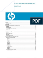 The Next Generation Mass Storage Stack - HP-UX 11iv3