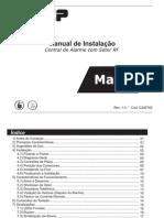 C205782 Manual Alard Max 1 DTMF - Rev 1