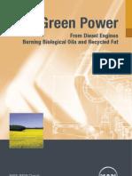 MAN Green Power